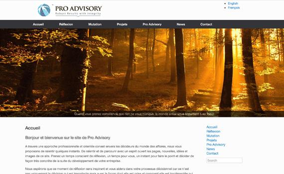 pro-advisory